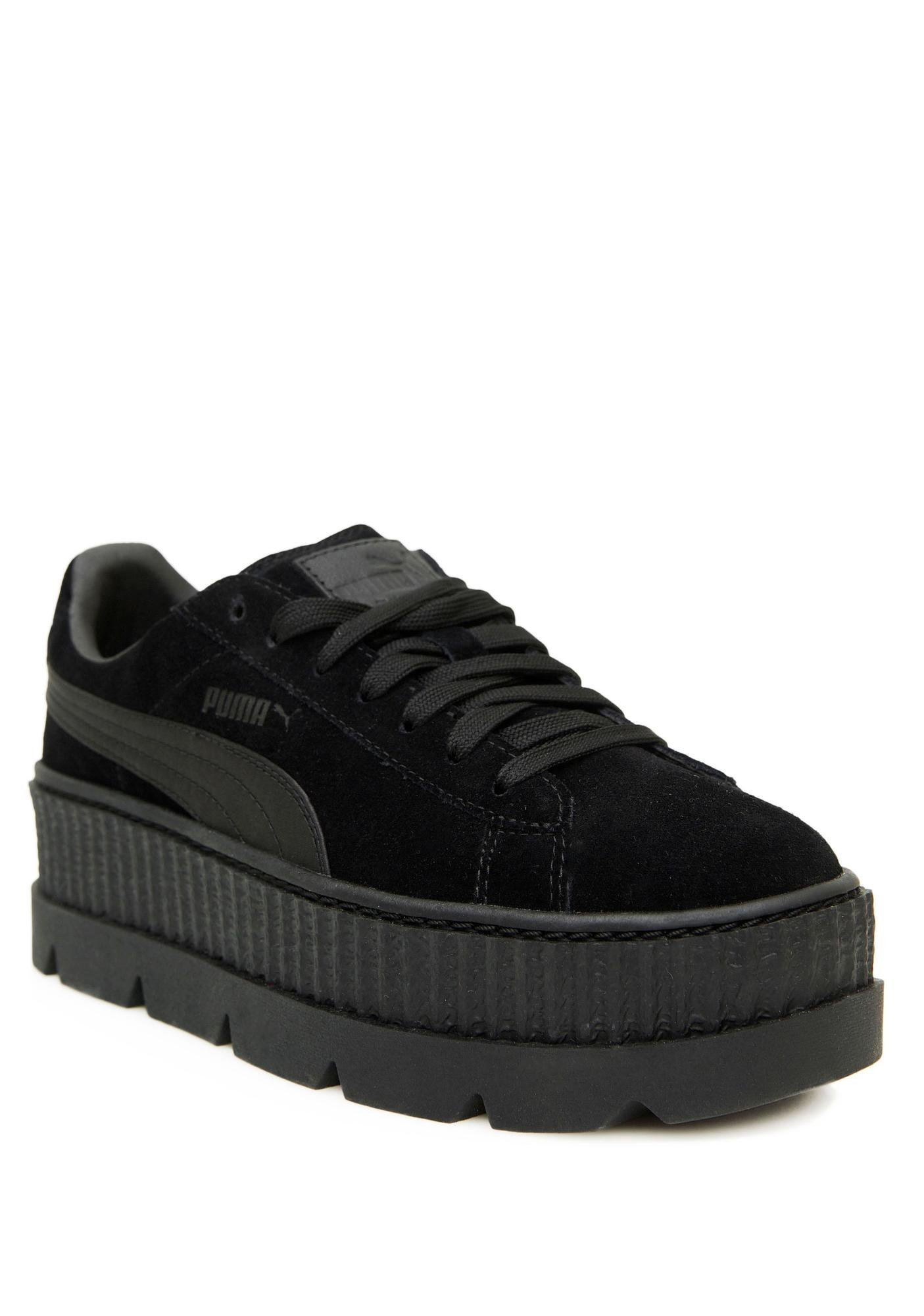 ★PUMA★ONYX FENTY BY RIHANNA CLEATED SUEDEスニーカー 関税込