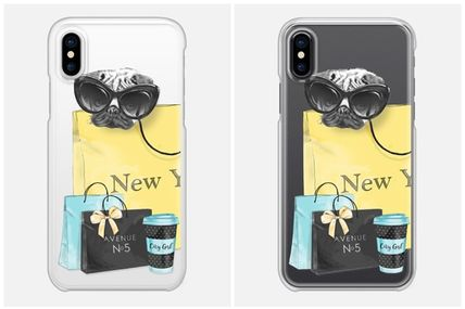 Casetify iPhone・スマホケース 【Casetify】 ★ iPhone ケース ★ NewYorkパグ