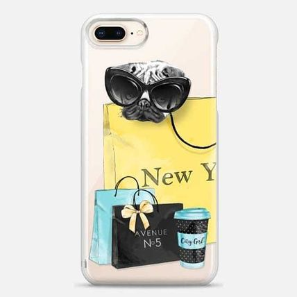 Casetify iPhone・スマホケース 【Casetify】 ★ iPhone ケース ★ NewYorkパグ(2)