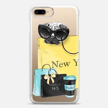 Casetify iPhone・スマホケース 【Casetify】 ★ iPhone ケース ★ NewYorkパグ(4)