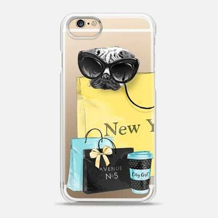Casetify iPhone・スマホケース 【Casetify】 ★ iPhone ケース ★ NewYorkパグ(6)