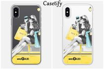 【Casetify】 ★ iPhone ケース ★ YellowTAXI