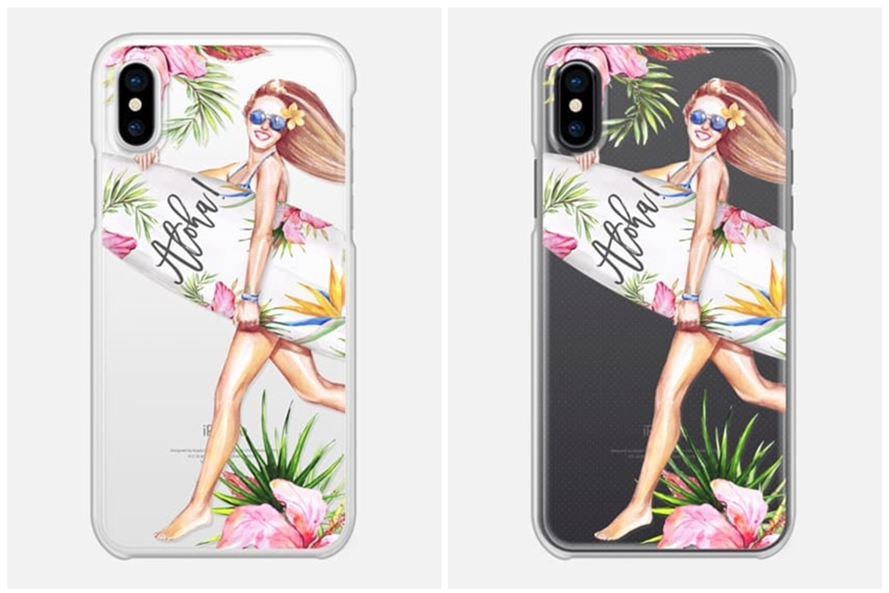 【Casetify】 ★ iPhone ケース ★ サーフィン