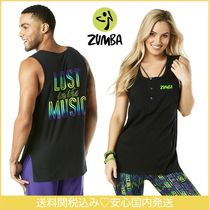 【送料関税込】ZUMBA☆Lost In The Music Mens Tank