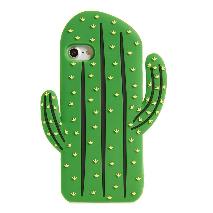 ビーピー Oversize Soft Cactus iPhone 7/8 Case