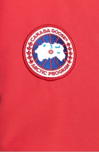 関税送料込 Canada Goose 'Trillium' Regular Fit Down Parka ♪