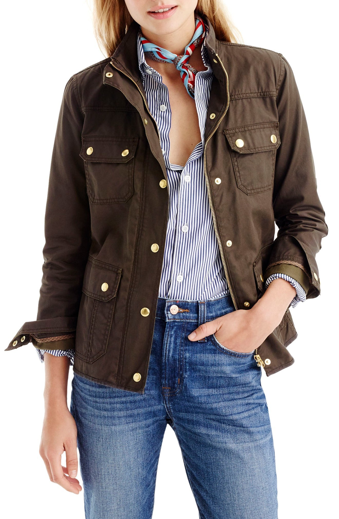 【送料込】J.Crew Downtown Field Jacket ジャケット