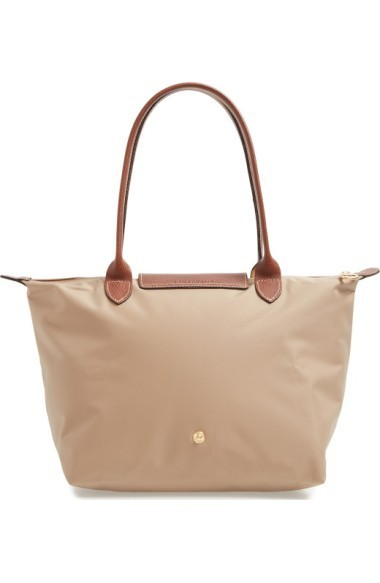 関税送料込 Longchamp 'Small Le Pliage' Shoulder Tote ♪