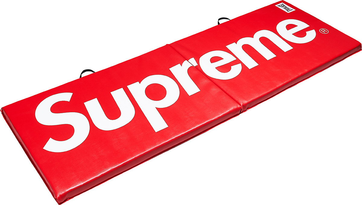 国内 Supreme × Everlast Folding Exercise Mat エクササイズ