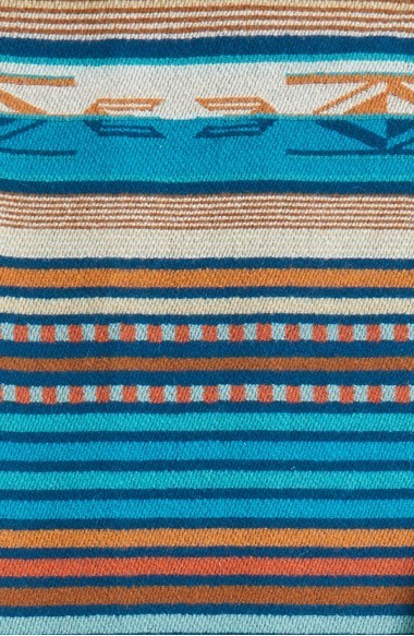 pendleton Chimayo' Fringe Wool Throw ブランケット