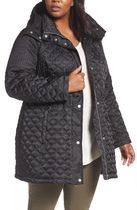 ANDREW MARC(アンデュリューマーク ) ダウンジャケット・コート 【日本未入荷】Andrew Marc Quilted Down Jacket 関税・送料込み