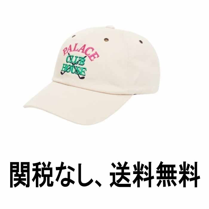 17AW CLUBHOUSE 6-PANEL キャップ