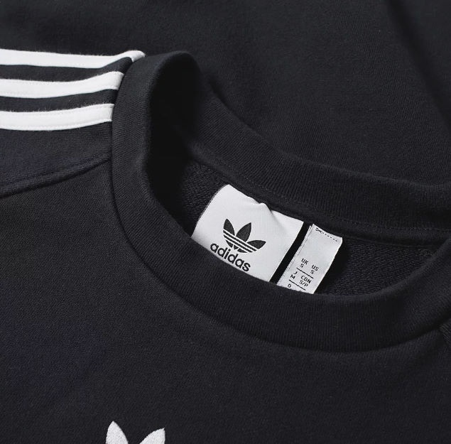 NEW  adidas originals Pipe Crew スウェット 関税込