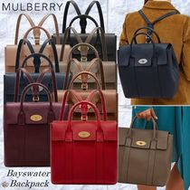 Mulberry☆Bayswater Backpack リュック バックパック 通勤にも