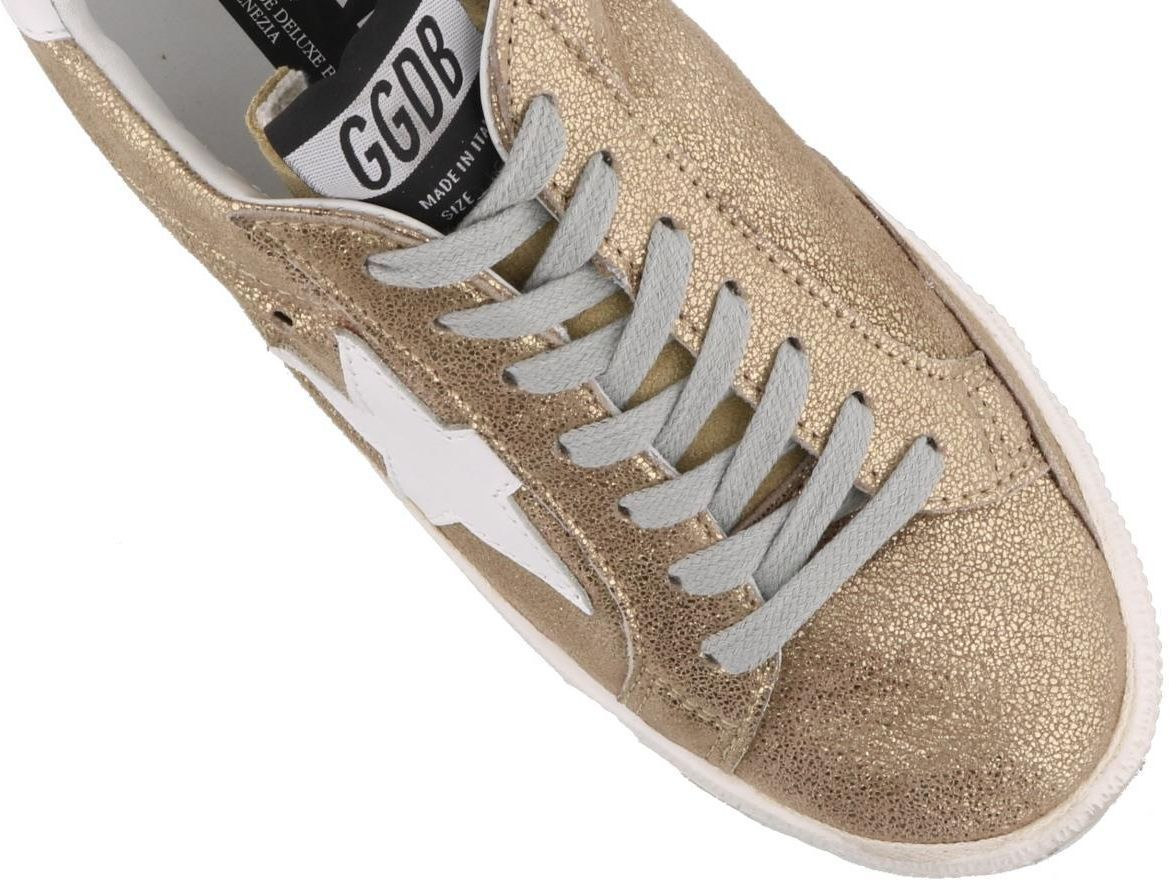 GOLDEN GOOSE☆SS18カッコいい MAY スニーカー