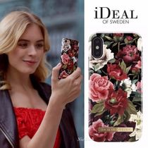 北欧発!☆iDEAL OF SWEDEN☆ANTIQUE ROSES*iPhone Xケース