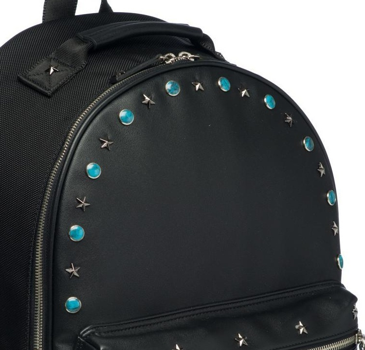 Guess★women's casual backpack_AH1A4A02(BLACK)