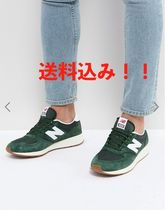 【送料込】 New Balance 420 Trainers In Green