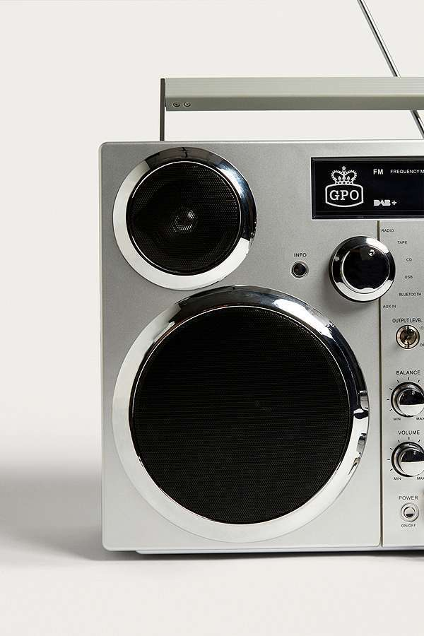 UrbanOutfitters☆Boombox Cassette + CD Player☆税送込