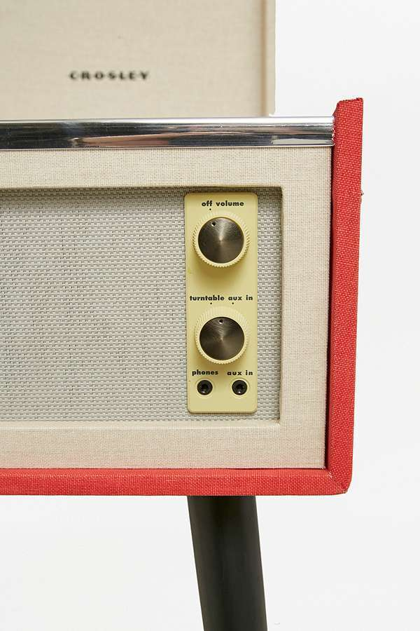 UrbanOutfitters☆Dansette Sterling Record Player☆税送込