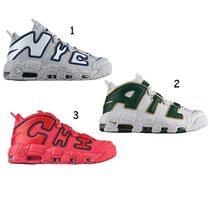 完売前に!!☆Nike☆AIR MORE UPTEMPO CITY