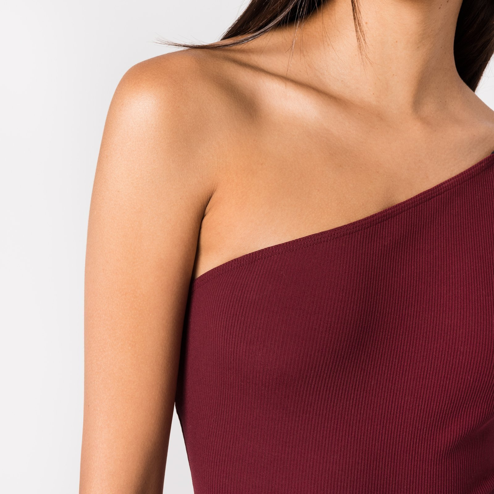 KITH ALEA ONE SHOULDER BODYSUIT