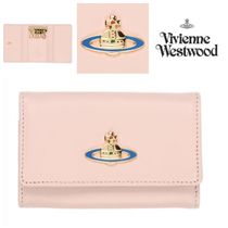 【SALE 】人気 No.1 Vivienne Westwood NAPPA キーケース ピンク