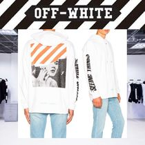 【17AW NEW】 Off-White_men /PHOTOCOPY フーディ/