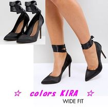 ASOS WEAK Wide Fit High Heels♪