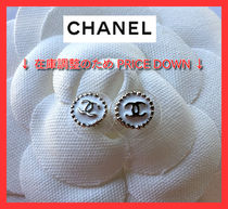 CHANEL 17/18AW CCデザインピアス A96921 【買付済&国内発送】