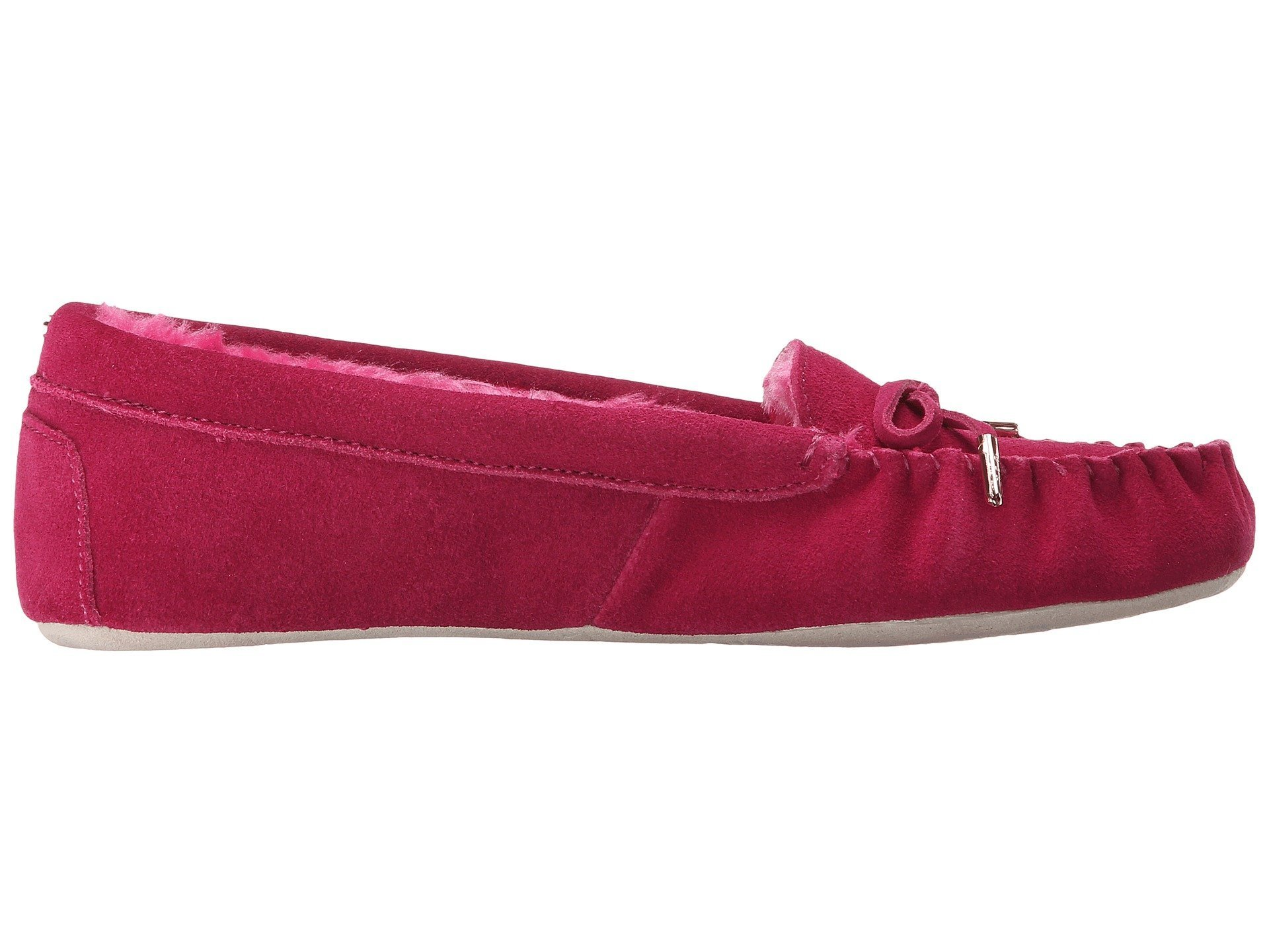 Ted Baker ★素敵なローファー★Pink Suede★ラスト1★送料無料
