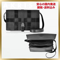 AKRIS(アクリス) ショルダーバッグ・ポシェット ◇AKRIS◇ XXS Alice Leather Suede Shoulder Bag【関税送料込】