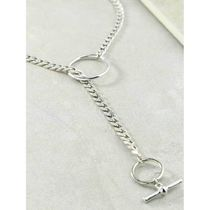 ネックレス THE MY WAY SILVER NECKLACE Vanessa Mooney