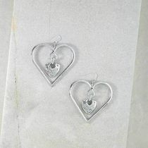 ピアス THE OUR AMOUR HEART EARRINGS Vanessa Mooney