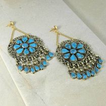 ピアス THE MARISOL EARRINGS TURQUOISE Vanessa Mooney