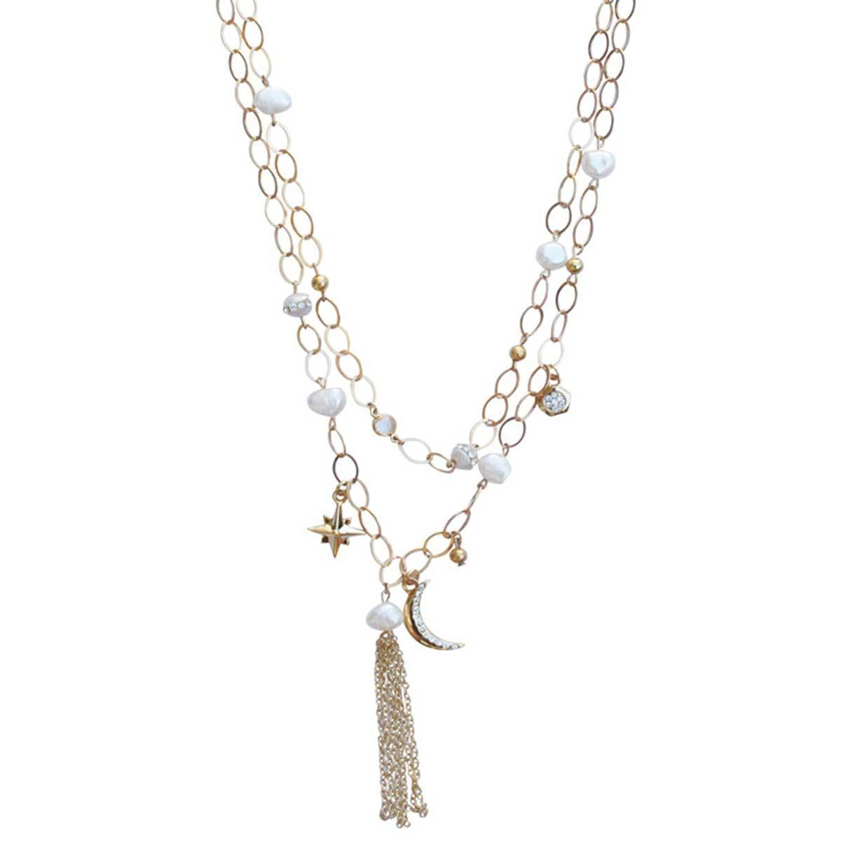Ettika ネックレス Fairer Hex Necklac