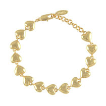 "ブレスレット Lucky Charm Heart Bracelet ""The Lover"" Ettika"