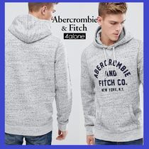 ★Abercrombie & Fitch★フロントロゴフーディ
