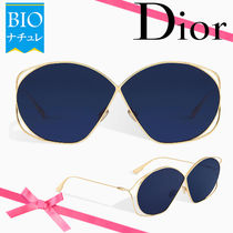 Christian Dior_women /DIORSTELLAIRE2サングラス青