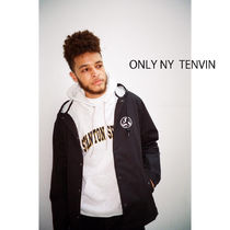 レアモデル★ONLY NY★ SSS Emblem Hooded Coachジャケット
