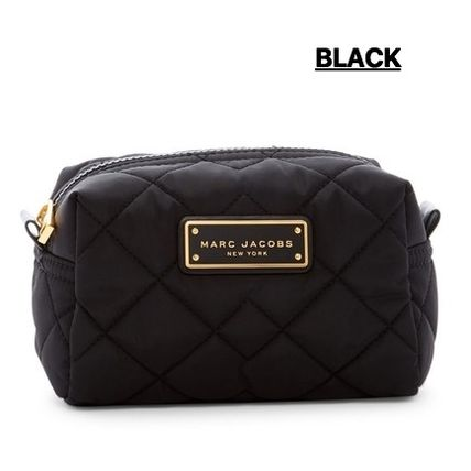 MARC JACOBS ポーチ セール!★MARC JACOBS★大人気化粧・コスメポーチ★収納力抜群(2)