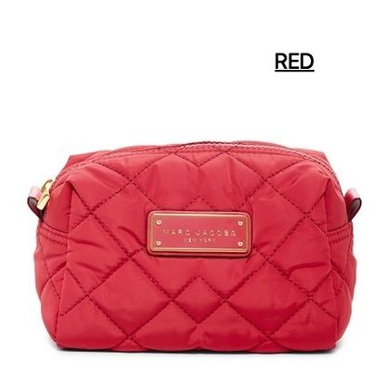 MARC JACOBS ポーチ セール!★MARC JACOBS★大人気化粧・コスメポーチ★収納力抜群(12)