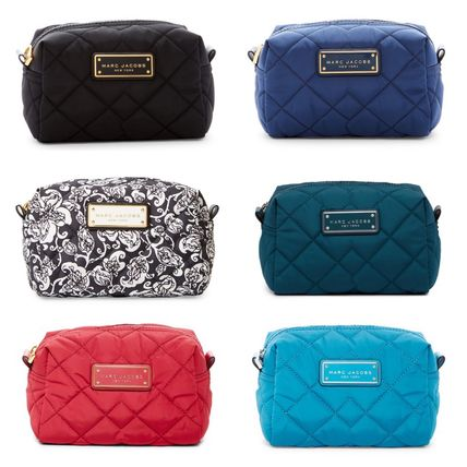MARC JACOBS ポーチ セール!★MARC JACOBS★大人気化粧・コスメポーチ★収納力抜群