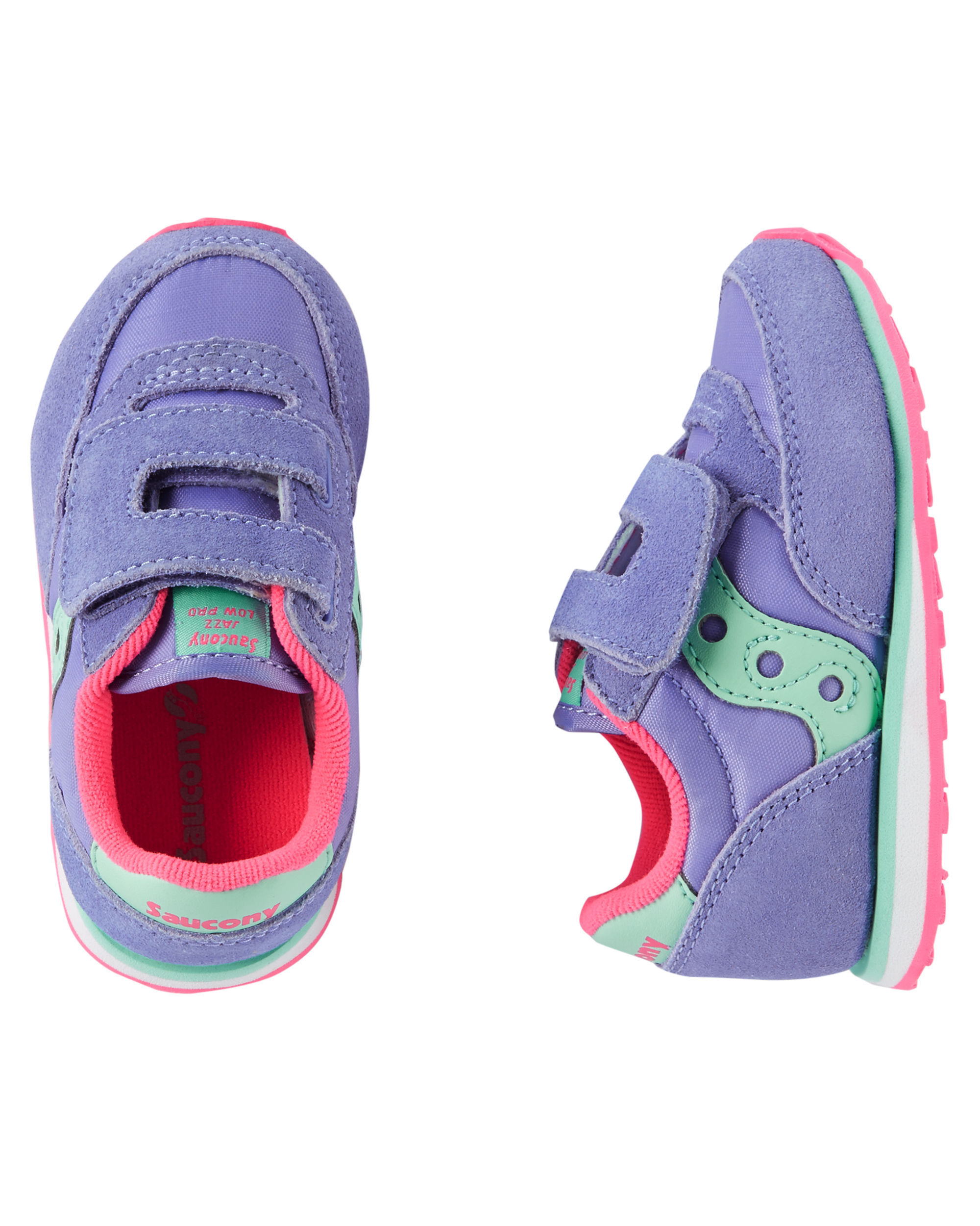◎送料込み◎Saucony Jazz Hook & Loop Sneaker