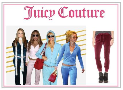 JUCY COUTURE★キュート★Modern Slim Comfy パンツ