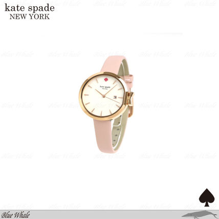 関送込♪kate spade♪BARELY THERE PARK ROW WRIST WATCH NATURL