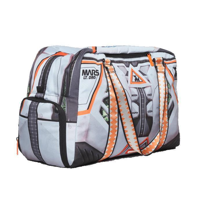追尾/関税/送料込 SPRAYGROUND MISSION TO MARS DUFFEL
