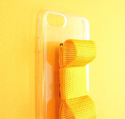 SECOND UNIQUE NAME スマホケース・テックアクセサリー ☆SECOND UNIQUE NAME☆SUN CASE RIBBON 4色 (iPhone)(6)
