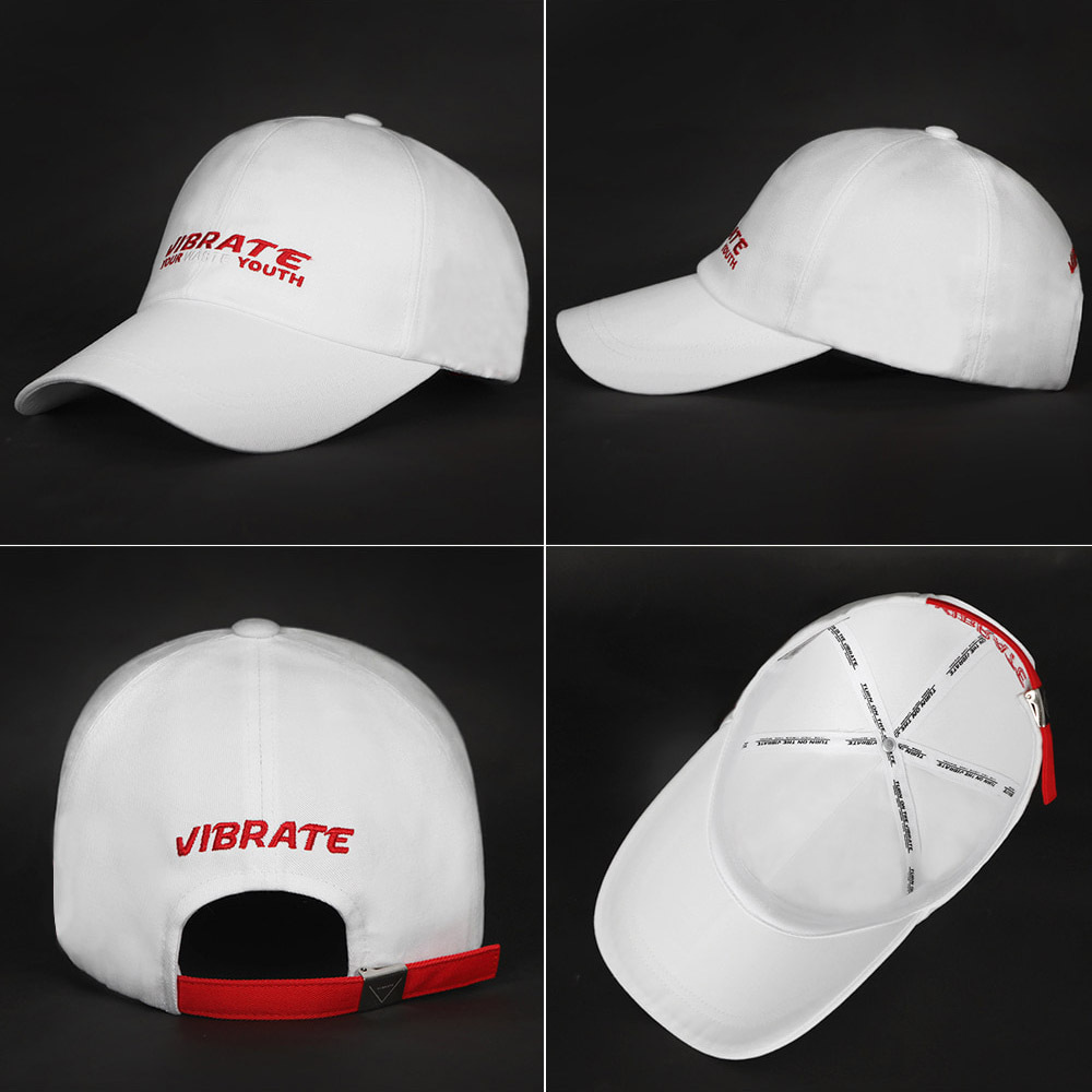 【VIBRATE】YOUR YOUTH ボールキャップ (2 color) - UNISEX