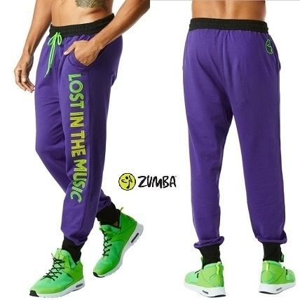 17AW 新作 ズンバ ZUMBA Lost In The Music スウェット パンツ